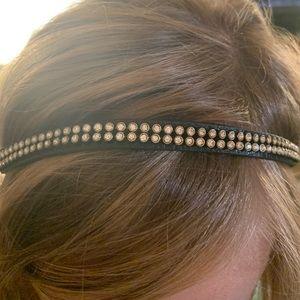Chloe + Isabel leather headband
